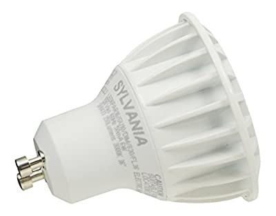SYLVANIA Ultra LED Spot Bulb dimmable 6W PAR16 / Base GU10 / 3000K -warm white