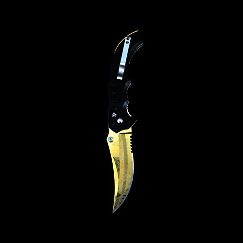 CS:GO Flip Knife Real csgo Knives Counter Strike Stainless Steal Skins