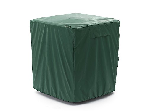 CoverMates – Air Conditioner Cover – 24W x 24D x 30H – Classic Collection – 2 YR Warranty – Year Around Protection - Green