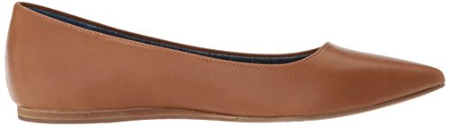 Dr. Scholl's Shoes Women's Leader Ballet Flat Saddle Smooth outlet free shipping authentic XA2DK
