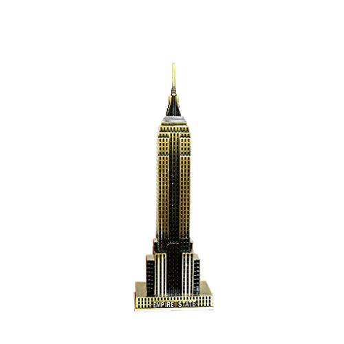 MTOFAGF The World Famous Landmark Metal Model of The Empire State Building Model MTOFAGF Brings You The Best
