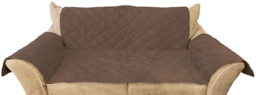 K&H Pet Products Furniture Cover Protector Loveseat Mocha
