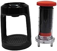 GBX Cafetera doméstica, máquina de café portátil manual, máquina ...