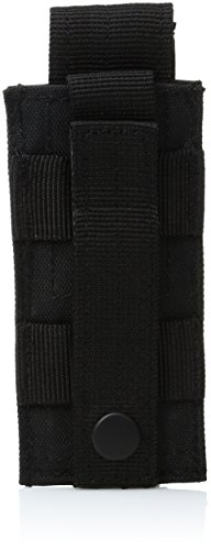 VooDoo Tactical Pistol Single Mag Pouch, Black
