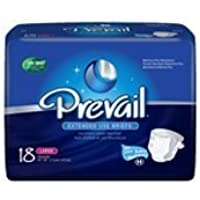The Amazing Prevail NTB-013/1 PM Extended Wear Brief-Large-72/Case by Generic