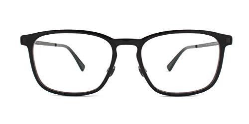 Mykita Arluk Black/Clear Lens Eyeglasses (Mykita Glas)