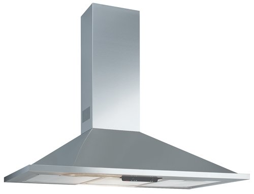 Air King ESVAL36S 36-Inch Energy Star Valencia Chimney Style Range Hood with 3-Speed Motor, 300-CFM, Stainless Steel (300 Cfm Motor)