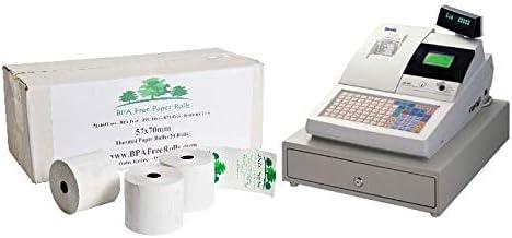 57 mm Sharp caja registradora rollos (20 rollos) sin BPA ...