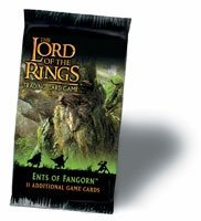 Decipher The Lord of the Rings TCG Ents of Fangorn Booster Pack