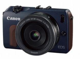 Canon EOS M Mirrorless Digital Camera