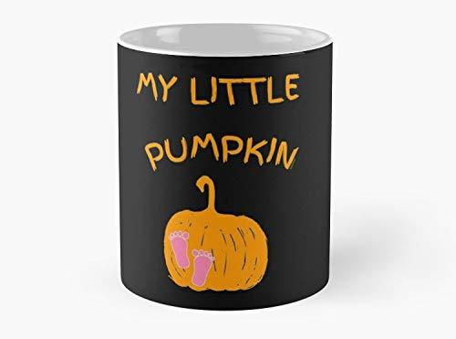 My Little Pumpkin - Halloween Mug, Standard Mug Handmade Coffee Tea Mug - Unique Gifting ideas ()