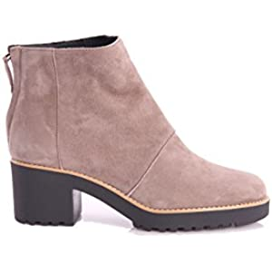 ddb7551291 Amazon.com | Ankle Boots H277 Black In Suede, Womens, Size: 36. | Boots