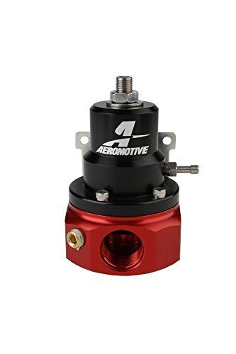 - Aeromotive 13224 Regulator, A1000 4-Port Carbureted Bypass, 4 x AN-06, 1 x AN-10