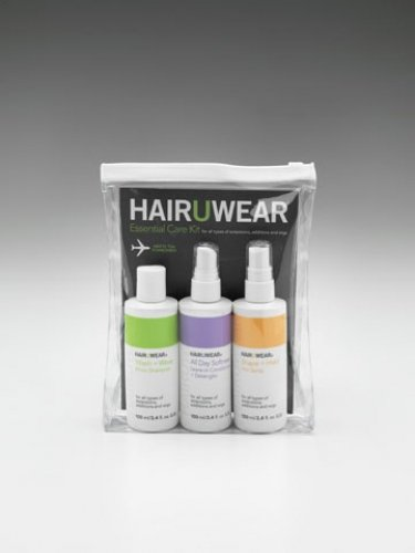 HairUWear Essential Care Travel Kit product image