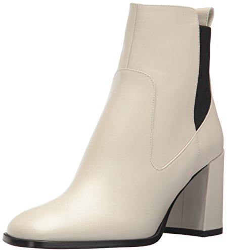 Femme Spiga37707M1 Chelsea Bone Via Leather Bottes Delaney qIACUdvw