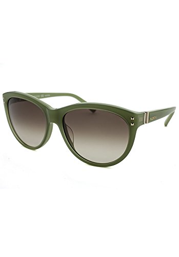Valentino V 642/S 315 Green Oval Sunglasses for sale  Delivered anywhere in USA