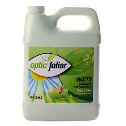 Optic Foliar Mega Watts 0-0.2-0.2, 17 oz.