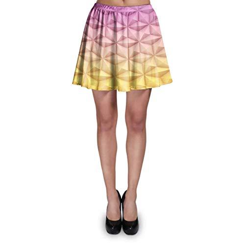 Skater Skirt – Epcot Spaceship Earth