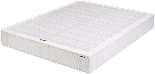 AmazonBasics Steel Mattress Foundation/Alternative of Traditional Box Spring - 9-Inch, Queen