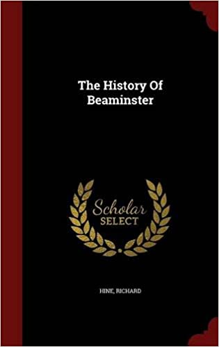 Book The History Of Beaminster