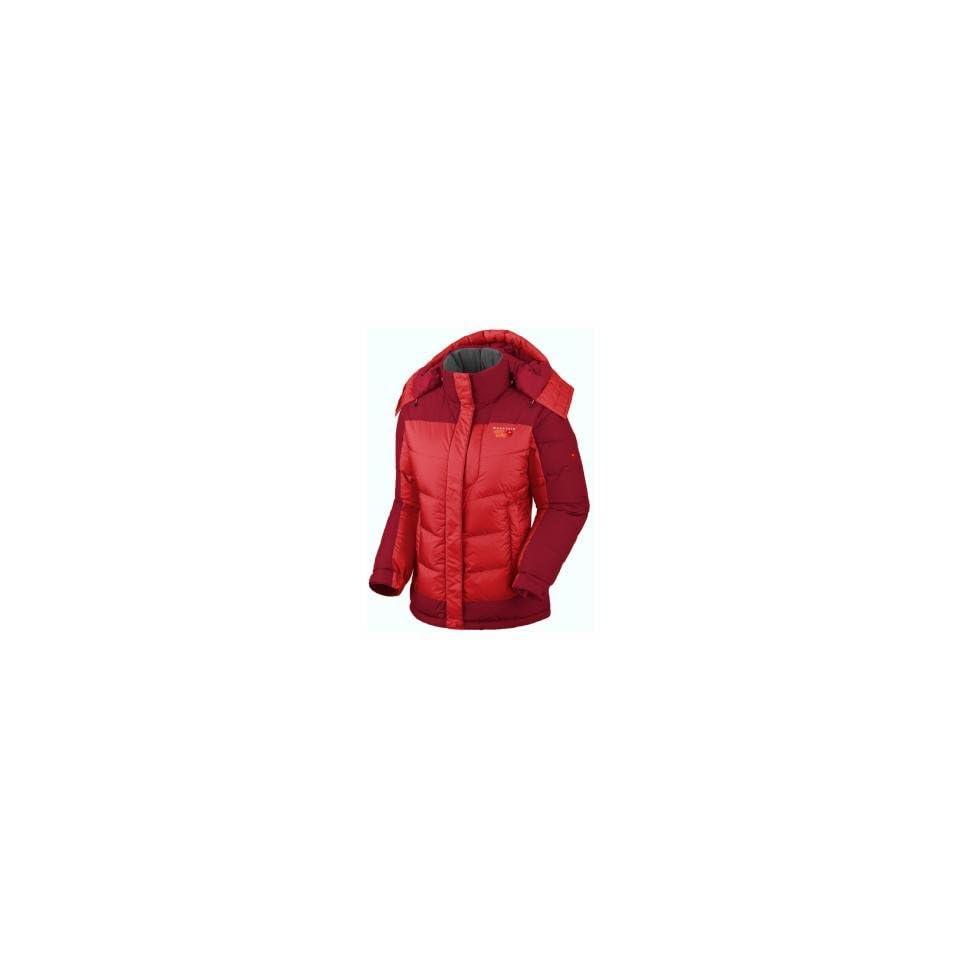 Mountain Hardwear Womens Chillwave Jacket   Red