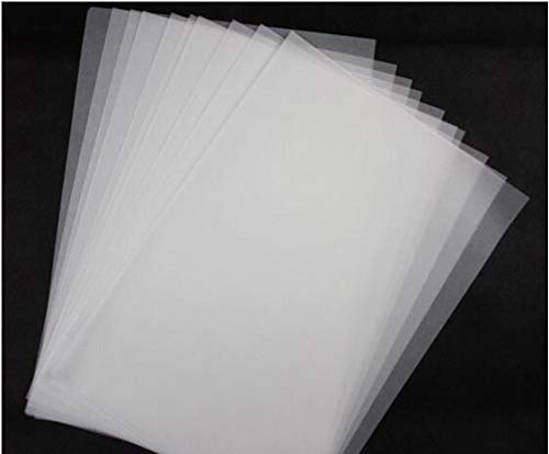 Printer Parts 2017 A4 83G Copy Painting Paper tracing Paper Litmus Paper Transfer Litmus Paper for Plate Making Drawing 50 Sheet/lot 210mm297