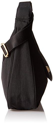 Black Bag Hobo Small Black Gold Shoulder International Baggallini Oslo wCgqpxZnX