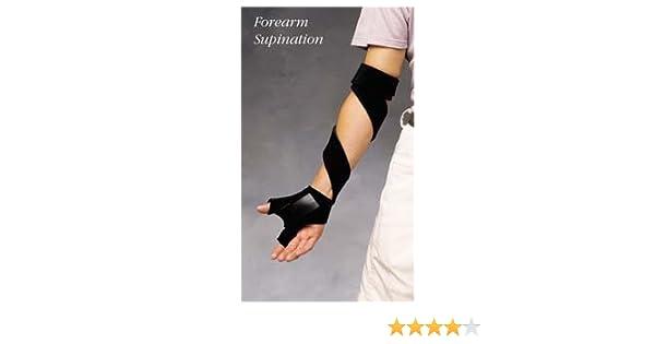 Amazon.com: Comfort Cool Pronation Supination, Size: Large, Left ...