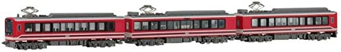 MODEMO Nゲージ 箱根登山鉄道2000形 デビュー時塗装 3両セット NT162 鉄道模型 電車
