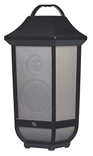 Acoustic Research Portable Outdoor, Patio, Bluetooth Wireless Speaker - Glendale