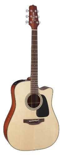 Takamine P2DC Dreadnought Acoustic Electric