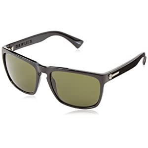 Electric Visual Knoxville XL Gloss Black/OHM Grey Sunglasses