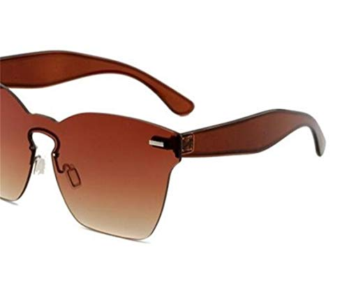 hombres los libre para viajar UV400 Light aire protección Ciclismo al Mujeres de de de pesca Gafas Hombres Gafas la para de sol sol Brown fqwC5S