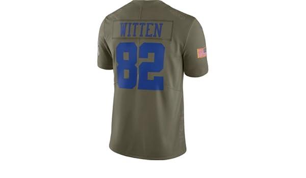 cheap for discount 61ed9 f08ba Amazon.com : Dallas Cowboys Jason Witten #82 Nike Limited ...