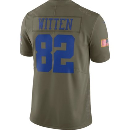 1e064ed8d Image Unavailable. Image not available for. Color  Dallas Cowboys Jason  Witten  82 Nike Limited Salute to Service Jersey