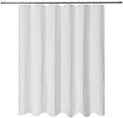 Short Shower Curtain With 66 Inch Length
