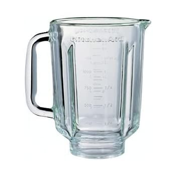 Amazon.com: KitchenAid Blender Glass Jar 9704200: Kitchen & Dining