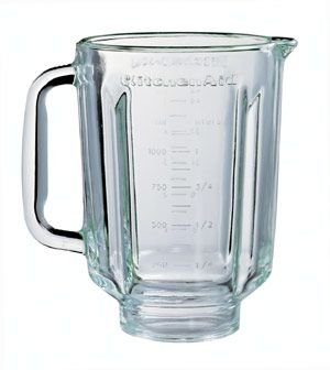 kitchen aid blender glass - 3