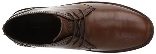 Marc New York Mens Walden Chukka Laars Bruin / Tr Bruin