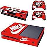 xbox one controller decal cover - MagicSkin Vinyl Skin Sticker Cover Decal for Microsoft Xbox One Console and Remote Controllers