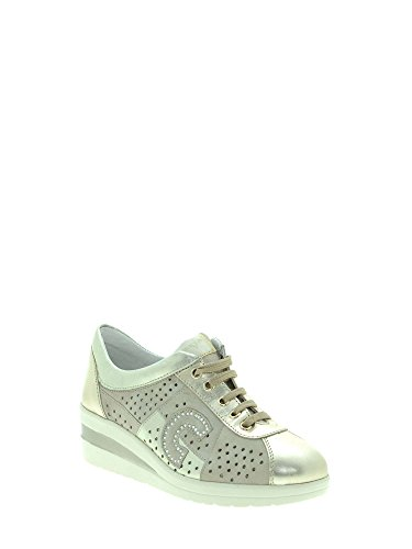 A IV6641 Sneakers Cinzia Donna Soft Platino HnEFqw8Y1