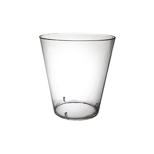 - Polar Ice Plastic Shot Glasses (2 ounce, 500 Clear)