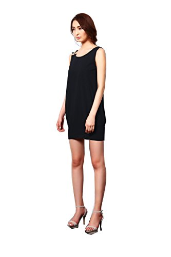 Vestito Con Nero Il Billie Ritagliato Spalla Di A Vestito Del Pezzo Palloncino Boutique Un 6qzPEE
