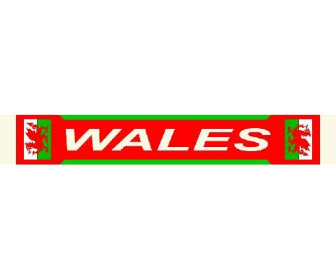Supportershop Wales scarf from Supportershop