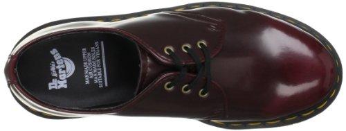 Dr. Martens Unisex 1461 Vegan 3 Eye Shoe Boot Cherry Red rMFAn8nTH