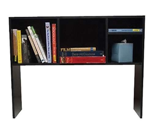 DormCo The College Cube - Desk Bookshelf - Black Color (Slightly Scratched/Chipped) by DormCo