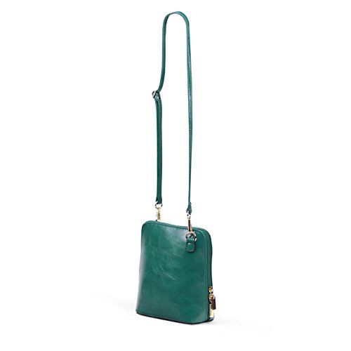 Teal Sling Classic Small Bag Darling's Modern Womens Crossbody Purse qUxXE8Fw