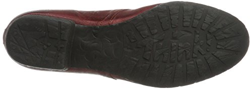 Think! Women's Ebbs_181130 Desert Boots, Red Rot (Vino 36)