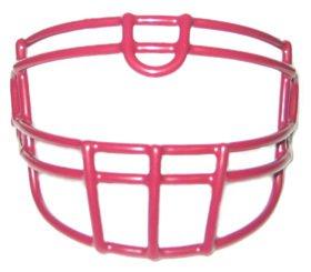 (Wingo Sports Group Running Defensive Back U Bar Cardinal Face Mask)