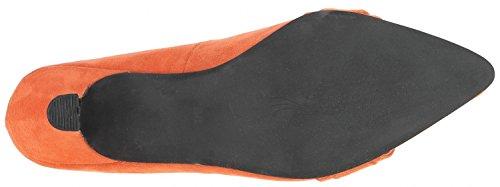 Andrea Conti Damen Pumps 0596574 Orange